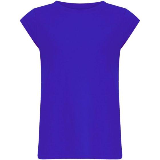 Basic T-shirt Moroccan Blue fra Coster Copenhagen