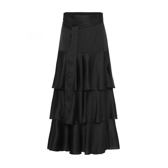 Celine Skirt Black fra Karmamia