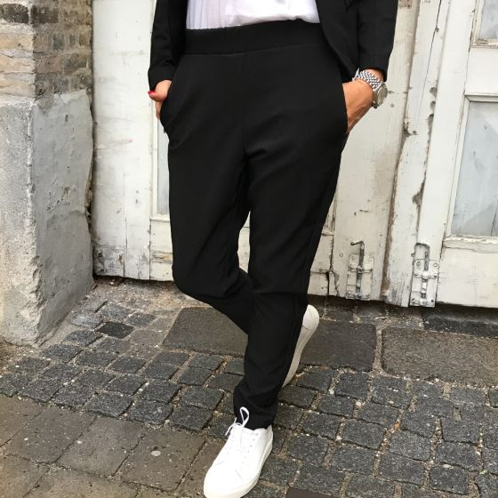 Suit Pants Nero Black fra Imperial